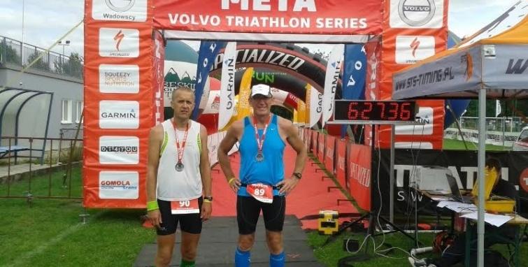 Sukcesy kleczewskich triatlonistów