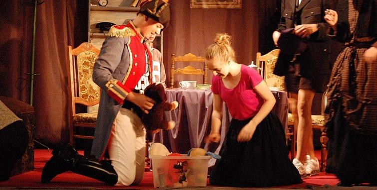 Arszenik i stare koronki w Kleczewie