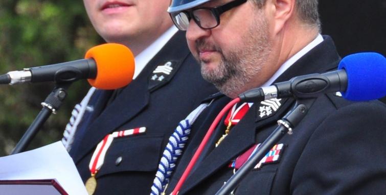 Nowy komendant ochrony przeciwpożarowej