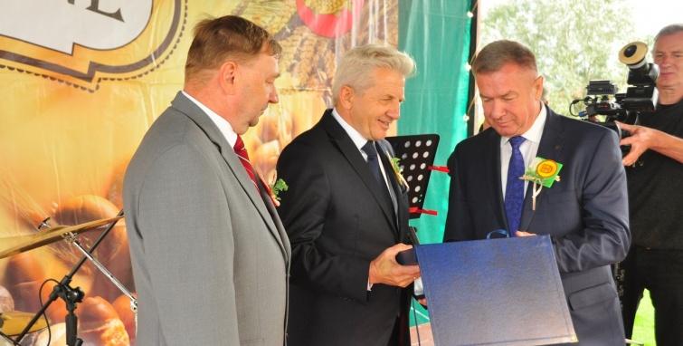 Karol Białecki uhonorowany