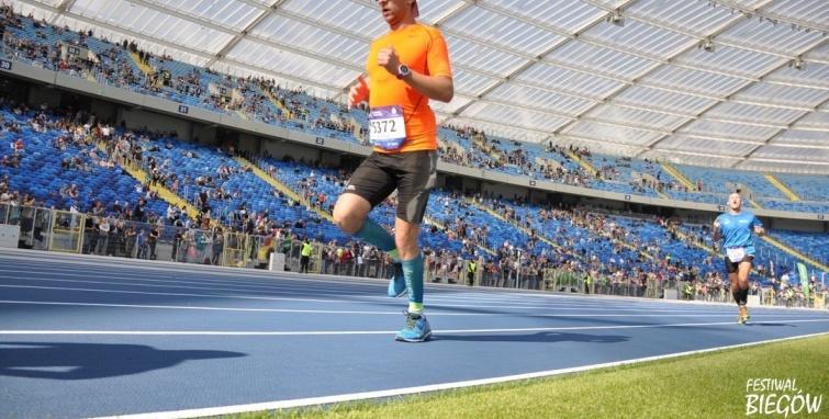 Udany start kleczewskiego biegacza