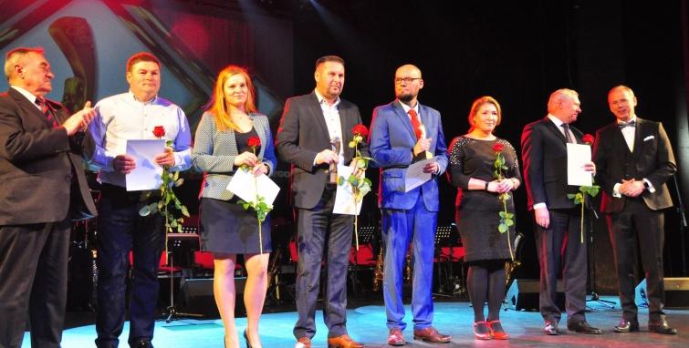 Nagrody na Gali Powiatu Konińskiego