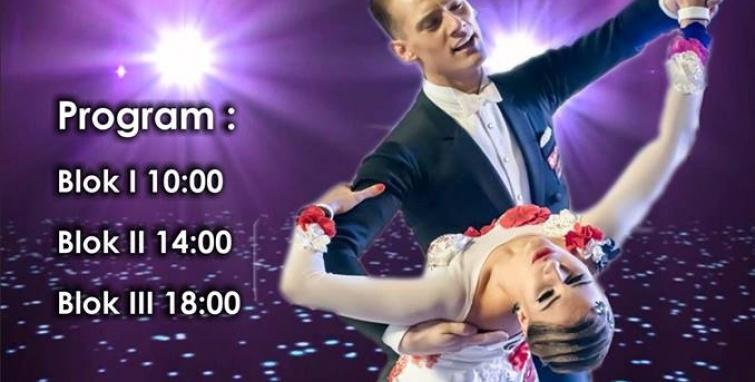 Taneczne show w Kleczewie