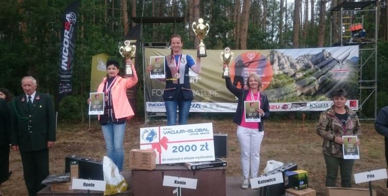 Diana z Kleczewa najlepsza w Polsce