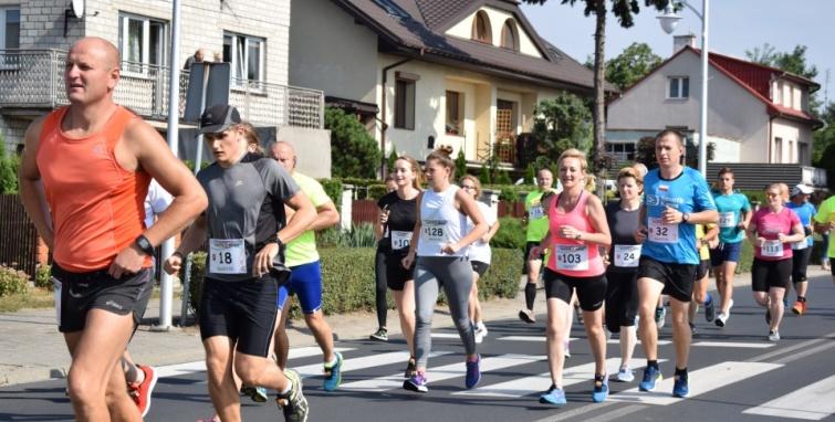Święto biegania w Kleczewie
