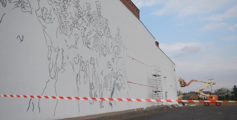 Murale dla niepodległej