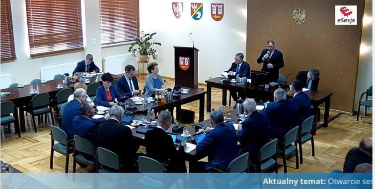 Komisje stałe rady