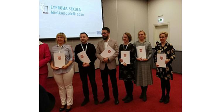 Nowa jakość kształcenia w ZSP w Kleczewie