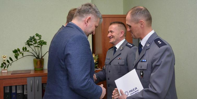 Nowy komendant w Kleczewie