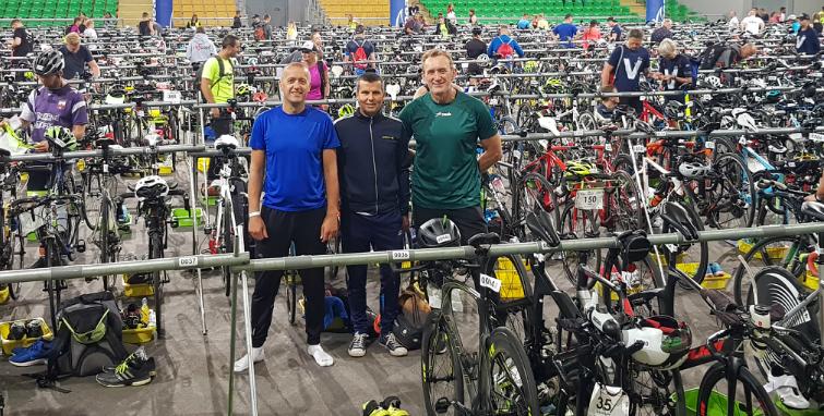 Triatlonowych i biegowych zmagań ciąg dalszy