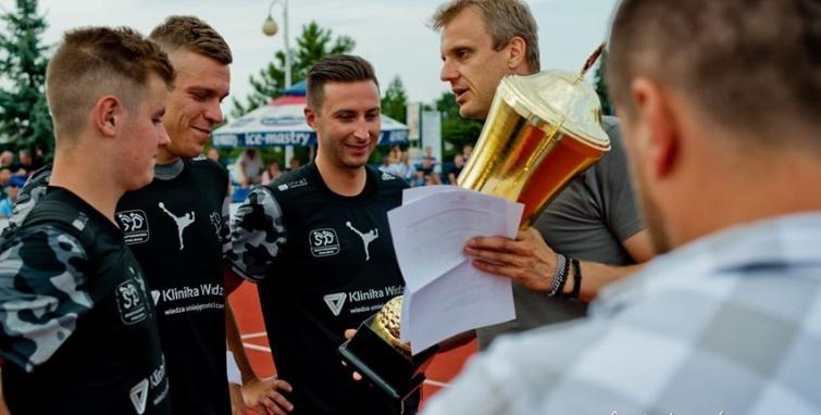 Puchar Polski w Siatkonodze